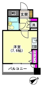 スペーシア目黒不動前 502号室