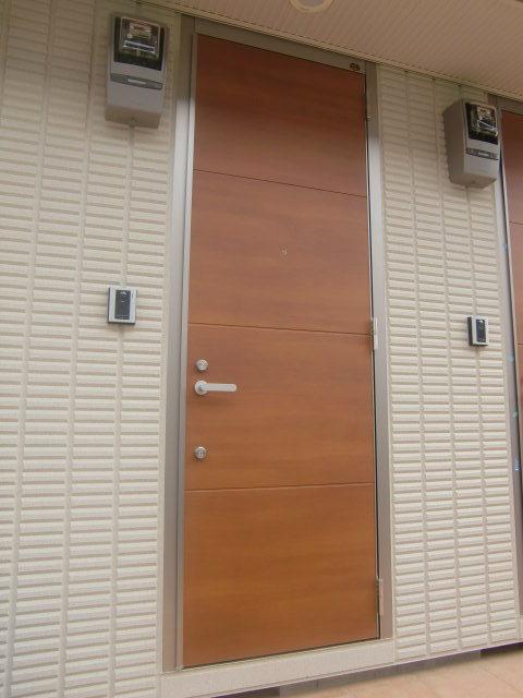 メゾン フルール ペット共生玄関