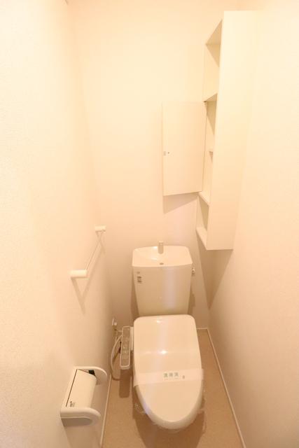 プランドール鎌倉トイレ