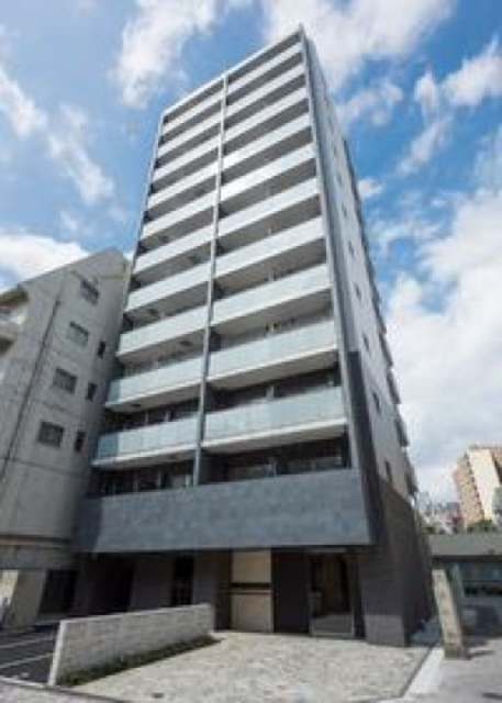 ガーラ・パークサイド川崎の外観画像