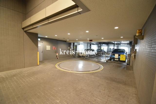 クリオ文京小石川駐車場
