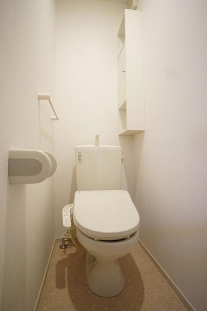 プルメリアCトイレ