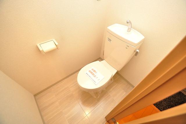 アンプルールフェールU-HA スタンダードなトイレは清潔感があって、リラックス出来ます。