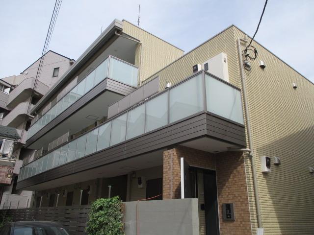 モンクレール石神井エントランス