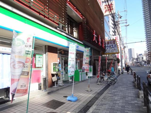 ファミリーマート中崎南店