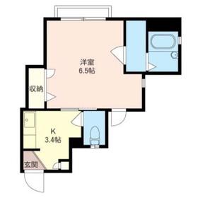Rock Castle B 106号室