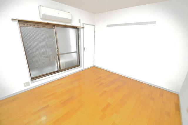 ジョイライフ永和 明るいお部屋はゆったりとしていて、心地よい空間です