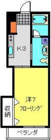 E+12階Fの間取り画像
