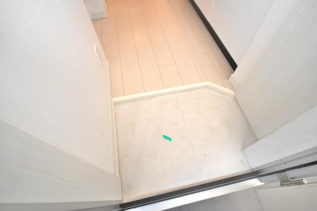 ドゥエマーニ楠根 素敵な玄関は毎朝あなたを元気に送りだしてくれますよ。