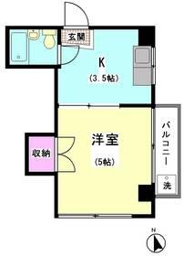中延6518 303号室