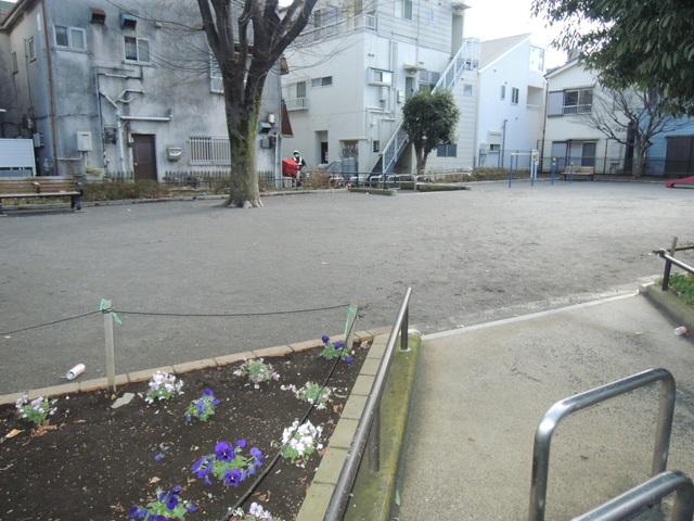 スカイコート鶴見6[周辺施設]公園