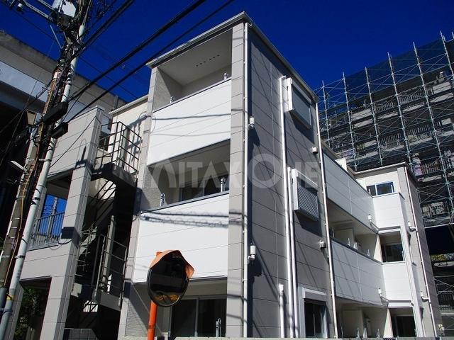 メルディア京王稲田堤の外観画像