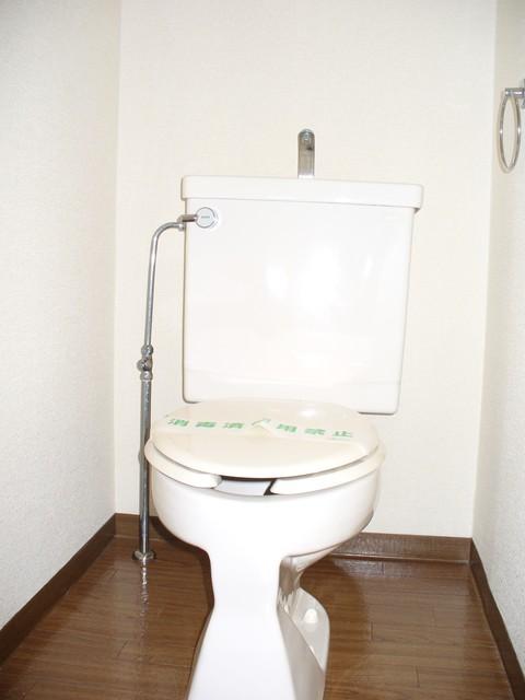 ネオスペース角田トイレ