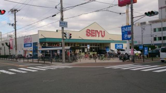 西友緑橋店
