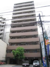 スカイコート蒲田駅前の外観画像