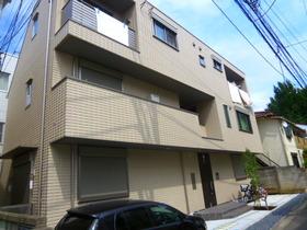 オールージュ北新宿の外観画像