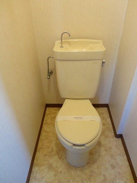 メゾンヨコヤマトイレ