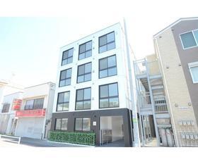 トライム横浜根岸の外観画像