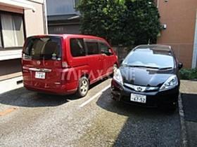 コーポクローカス駐車場