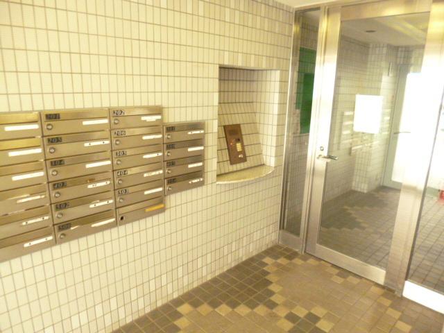 成増駅 徒歩10分玄関