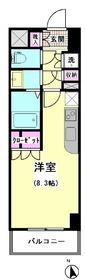 エスティメゾン大井仙台坂 402号室