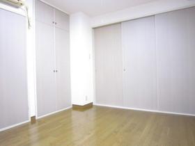 洋室8帖、扉を閉じた状態