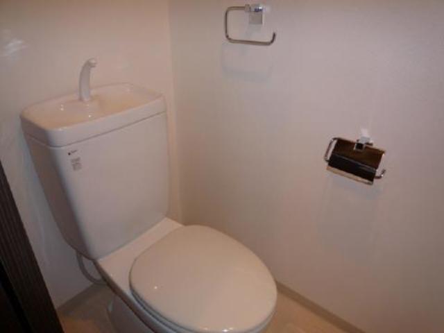グランシャルム広尾トイレ