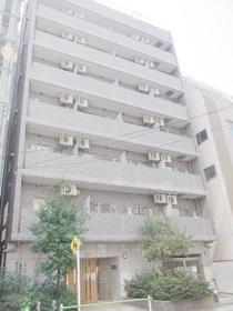 スカイコート三田慶大前の外観画像