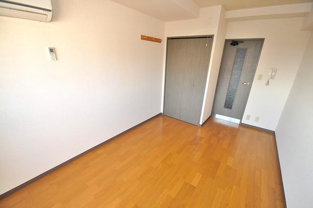 ルヴェール光陽園 陽当りの良いベッドルームは癒される心地良い空間です。