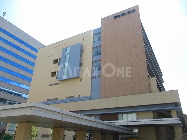 エクラージュ調布ツー(Ecrarge Chofu 2)[周辺施設]病院