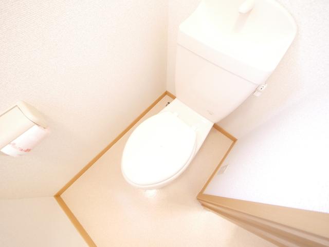 ベルメゾンAトイレ