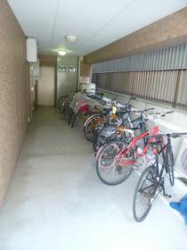 スカイコート恵比寿駐車場