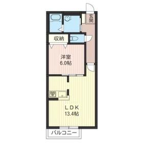 グリーンコート多摩川 102号室