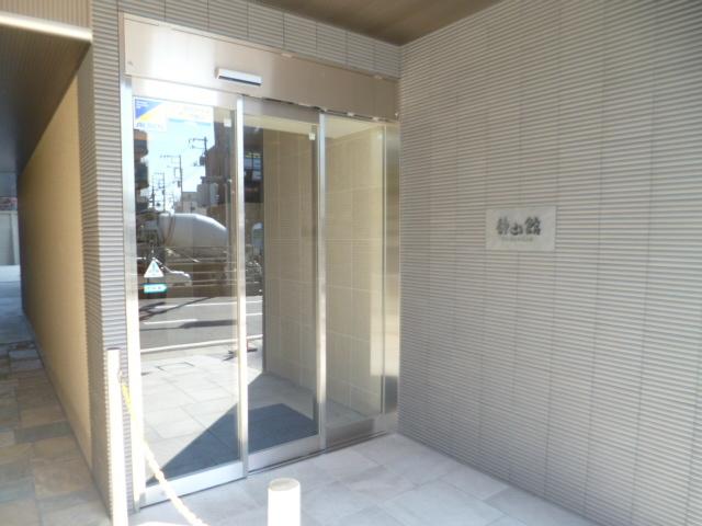 地下鉄成増駅 徒歩1分エントランス