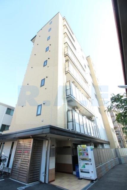 大阪市東住吉区鷹合4丁目の賃貸マンション