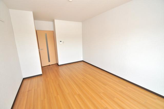 ベルビア八戸ノ里 シンプルな単身さん向きのマンションです。