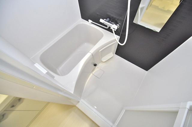 Forest Grace 深江橋Ⅱ 一日の疲れを洗い流す大切な空間。ゆったりくつろいでください。