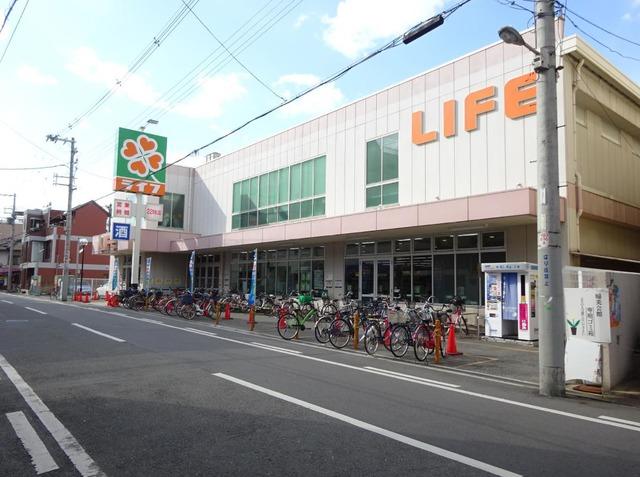 ライフ新深江店
