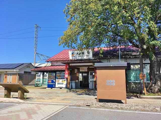 大屋駅(しなの鉄道)