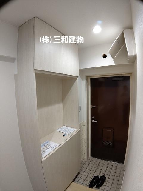 成増駅 徒歩8分玄関