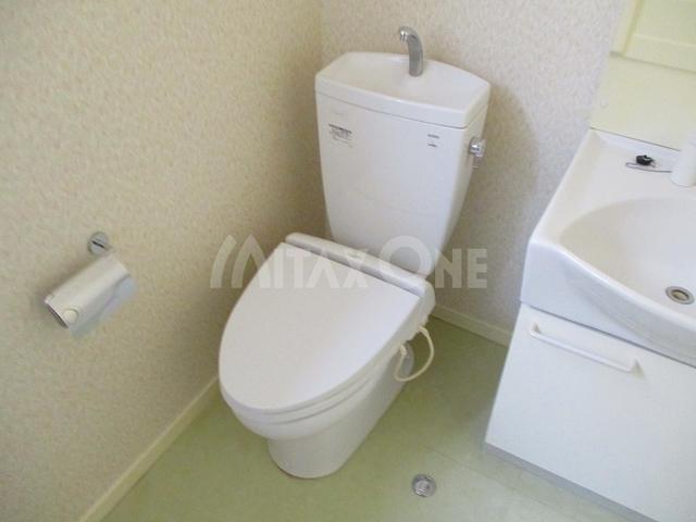 ハイツエノキトイレ