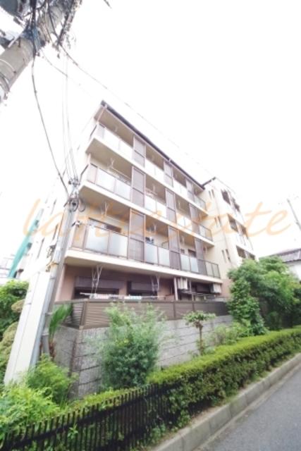 大阪市鶴見区放出東1丁目の賃貸マンションの外観
