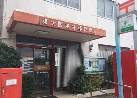 レオパレスMITOⅡ 東大阪友井郵便局