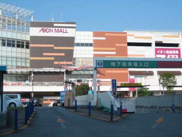 サニーホームズA[周辺施設]ショッピングセンター
