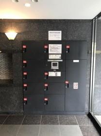 新板橋駅 徒歩18分共用設備