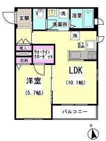 エストマノワール�U 101号室