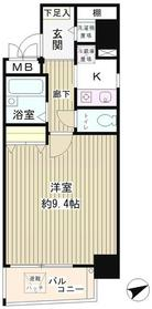 MA214階Fの間取り画像