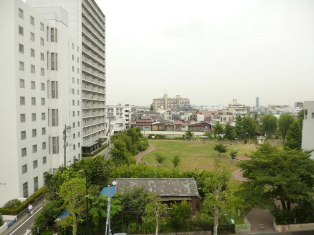 スカイコート豊島南長崎景色