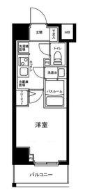アイル横浜ノースツインズⅠ2階Fの間取り画像