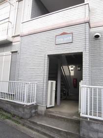 大倉山駅 徒歩15分エントランス